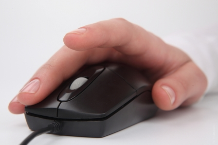 hand computer mouse